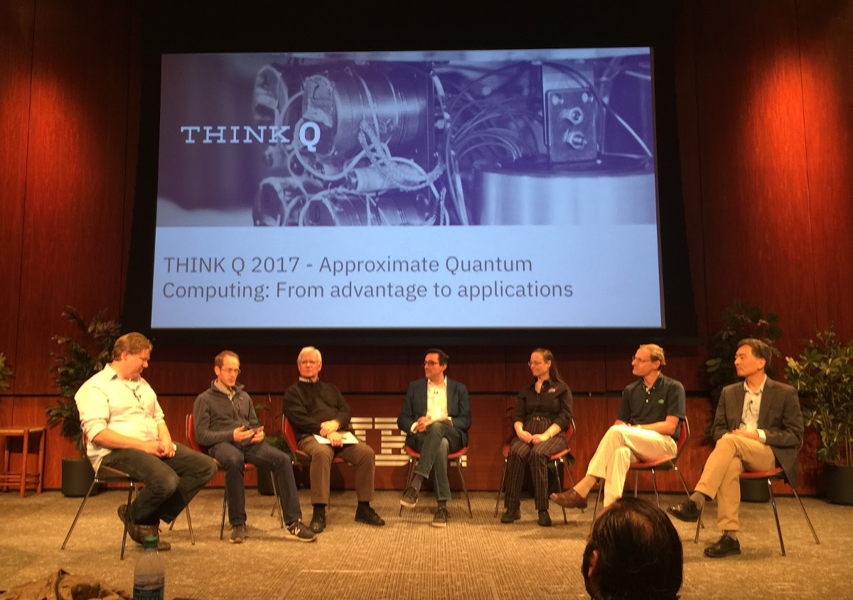 The ThinkQ panel